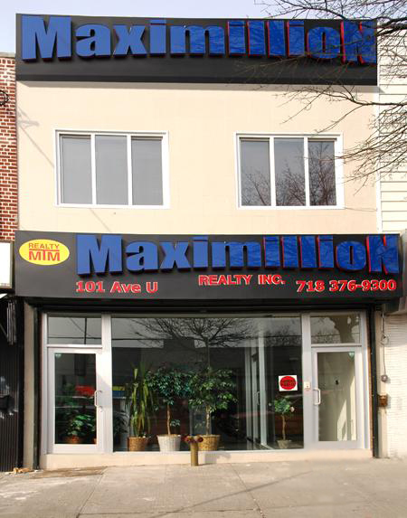 Maximillion Realty, Inc.